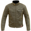 Elmhurst Waxed Cotton Jacket - Merlin