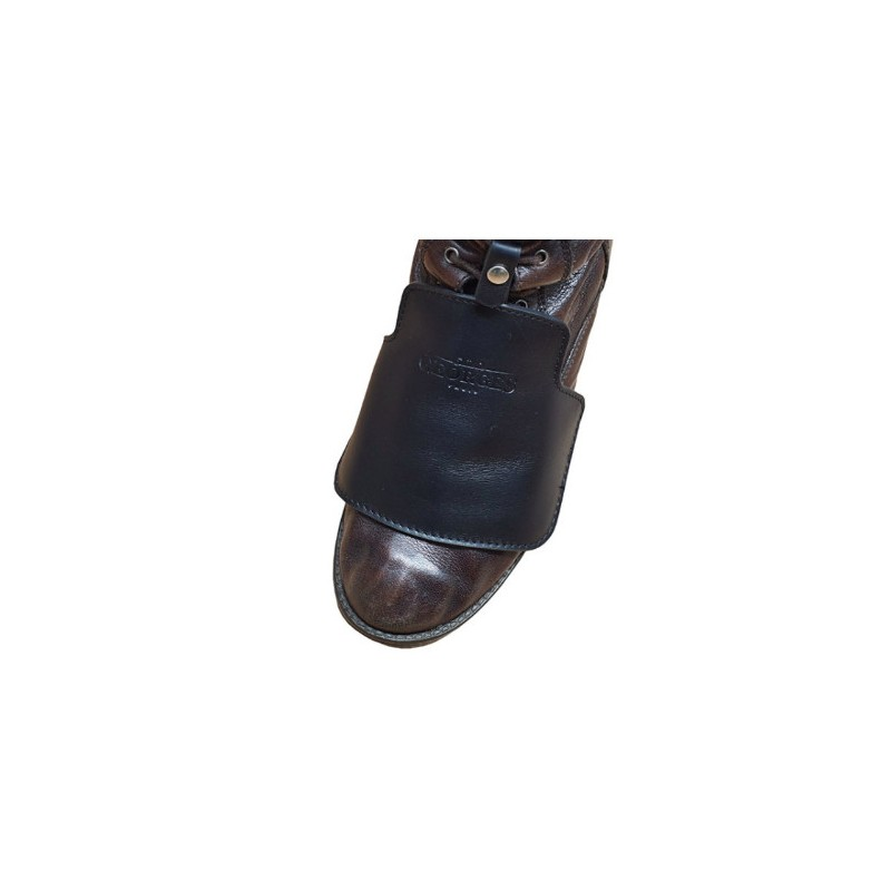 Large Size Leather Shoe Protection - Sellerie Georges - Protections