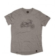T Shirt Hoxton - Bike Shed