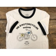 T Shirt Mr S Motorcycles X Gentlemen's Factory