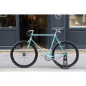 Blue Peugeot Vintage Bicycle - Super Velo