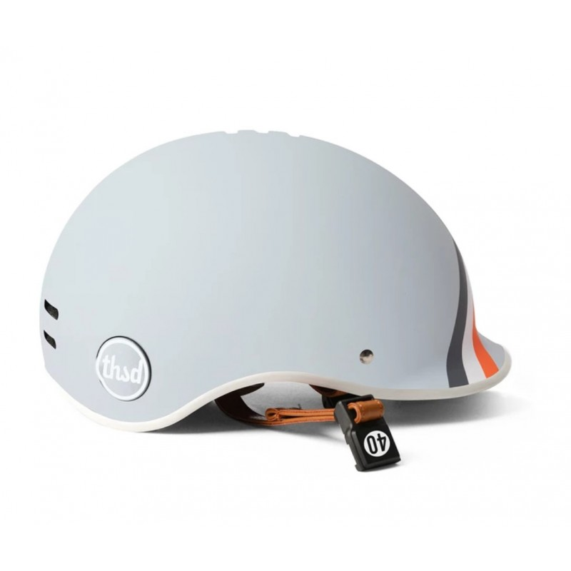 Grey GT Stripe Bicycle Helmet  - Thousand - Casques Vélo