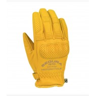 Yellow Cassidy Motocycle Gloves - Segura