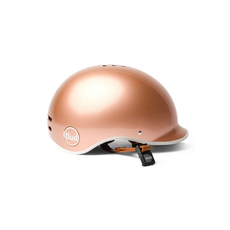 Rose Gold Bicycle Helmet - Thousand - Casques Vélo