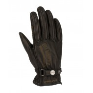 Black Cox motorcycle gloves - Segura