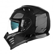 Casque Integral Ghost Carbone - Simpson - Vue de 3/4