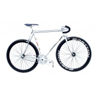 Vintrage Peugeot gray Bicycle - Super Velo