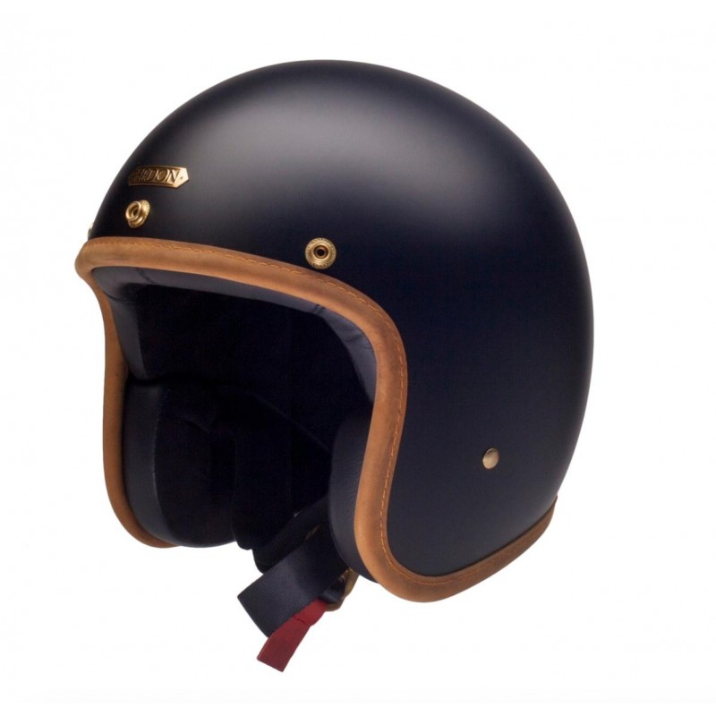 Hedonist Stable Black open face helmet - Hedon