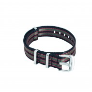 Watch Nato 2 parts armband - Monsieur Nato