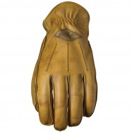 Leather Iowa gloves - Five
