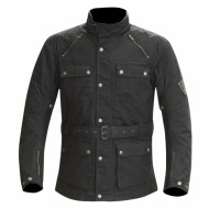 Rowan waxed cotton jacket - Merlin