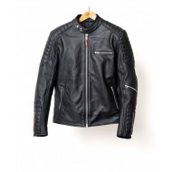 Lascar motorcycle leather jacket - Garage Français
