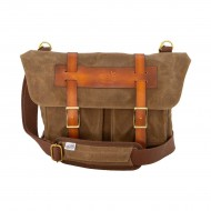 Solo messenger bag - Jack Stillman