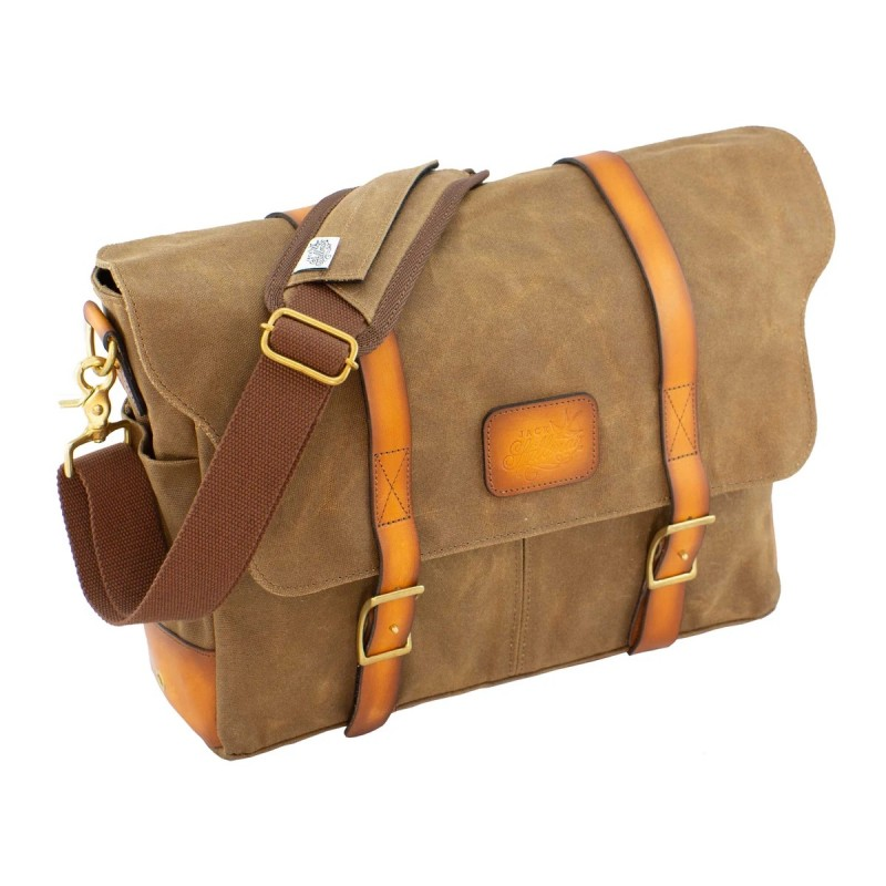 Commodore large messenger bag - Jack Stillman