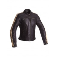 Lady Nygma leather motorcycle jacket- Segura