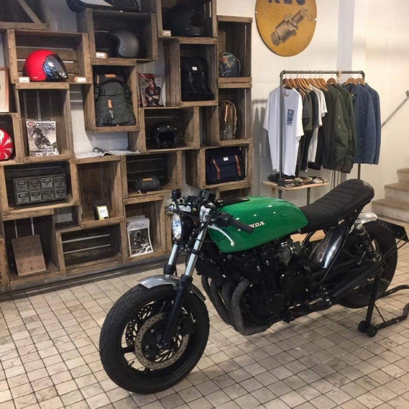 Honda CB 750 Sevenfifty - Motos