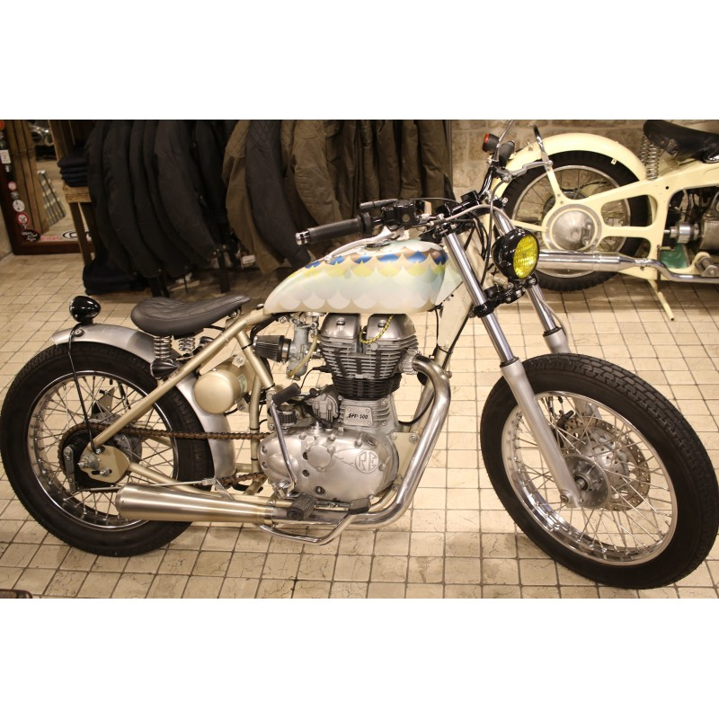Royal Enfield Bullet - Motos