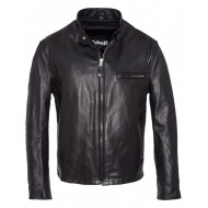 Café Racer Leather Jacket (141) - Schott NYC