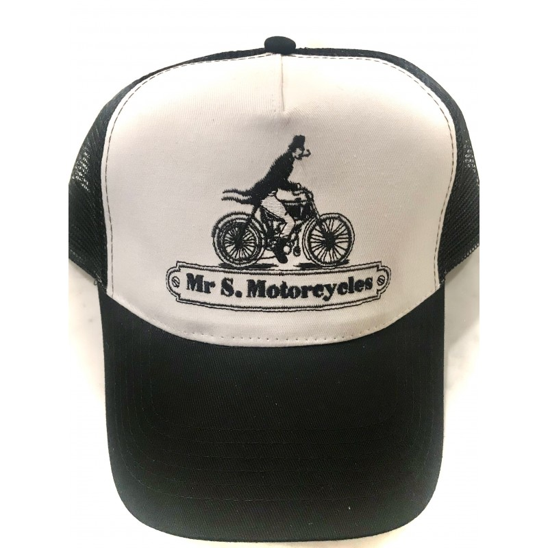 Casquette Mr S Motorcycles