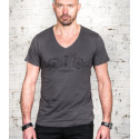 London V neck T Shirt - Gentlemen's Factory
