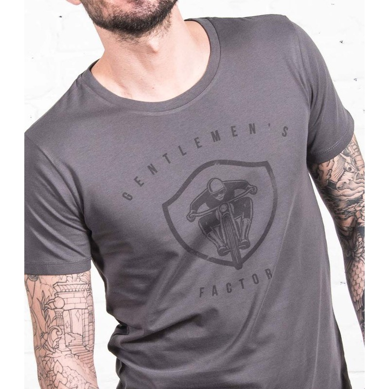 Pétroleur T Shirt- Gentlemen's Factory - Chemises & T Shirts