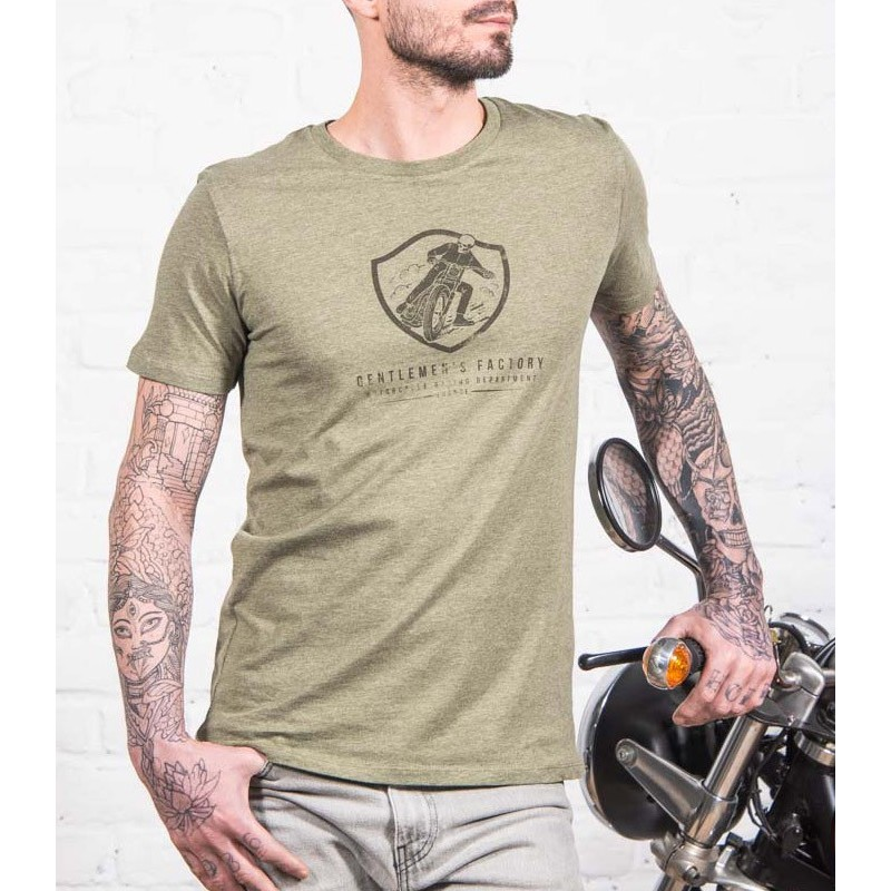 T Shirt Turn Left - Gentlemen's Factory - Chemises & T Shirts