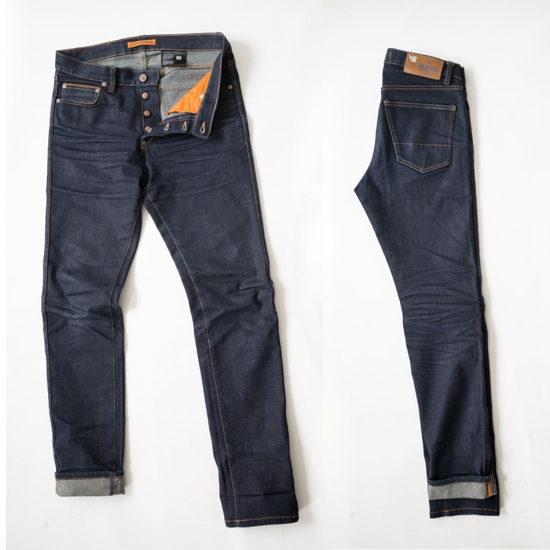 Jeans Moto Hipster - Bolidster - Pantalons