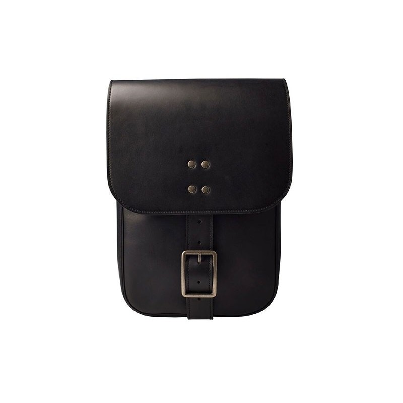 Side Leather Pannier Amazon - Sellerie Georges - Bagagerie