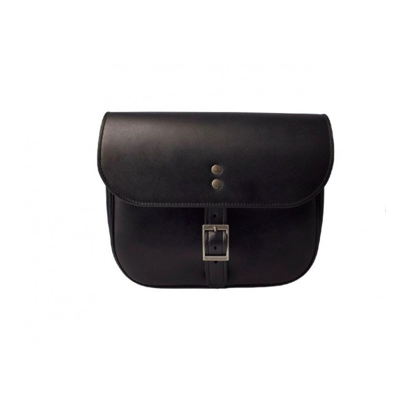 Small Size Leather Bag Toy Box - Sellerie Georges - Bagagerie